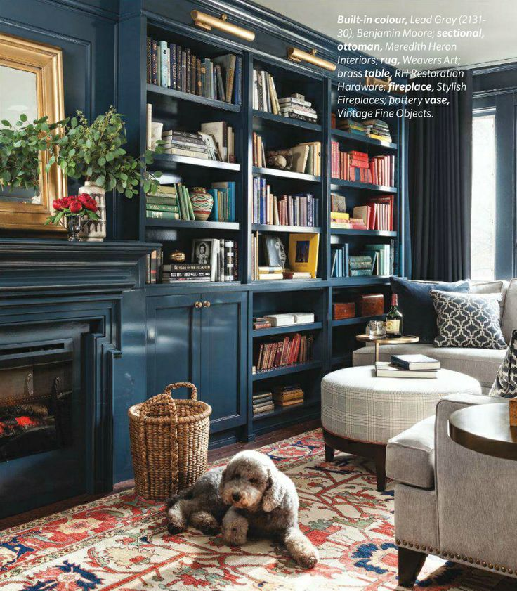 Meredith Heron Interiors Lead Gray