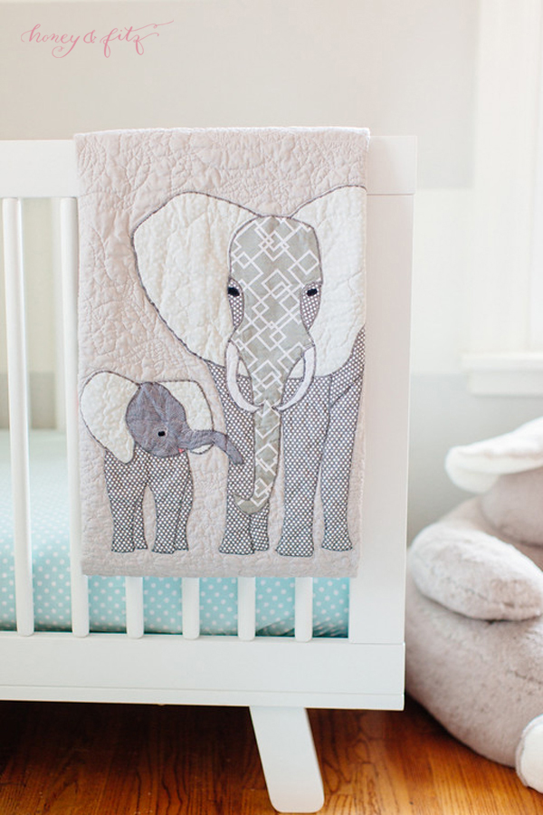 honey-and-fitz-striped-gray-coral-ceiling-elephant-nursery15